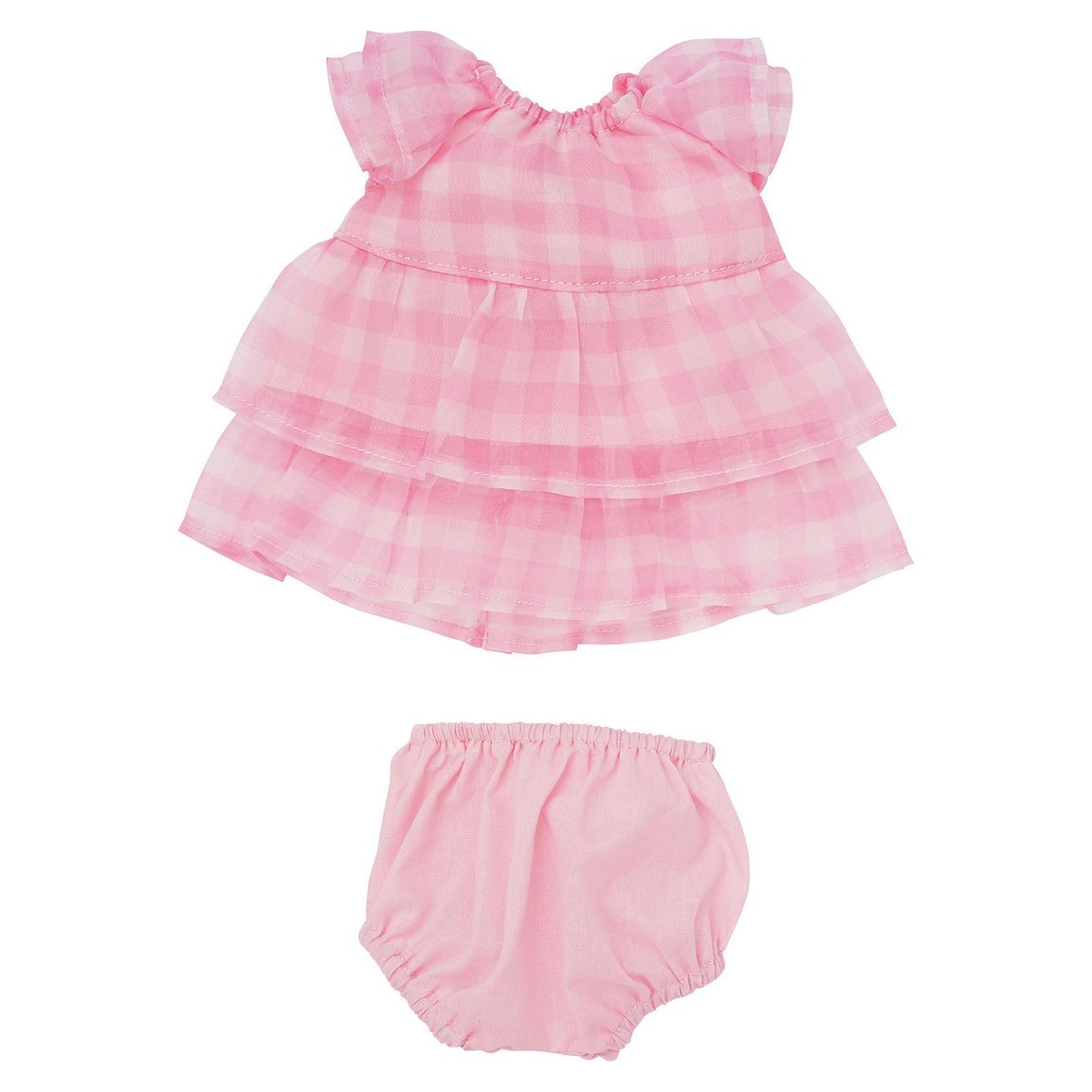 Manhattan Toy | Baby Stella Pretty in Pink, Doll Outfit