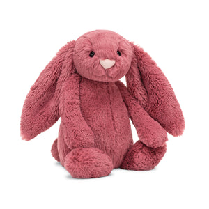 Jellycat | Bashful Bunny Dusty Rose | Small 7""