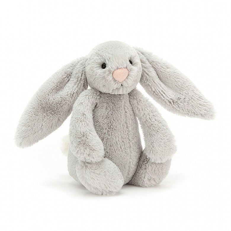 Jellycat | Bashful Bunny Grey | Small 7""