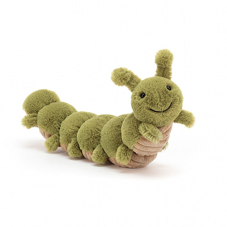Jellycat | Christopher Caterpillar | One Size 12""