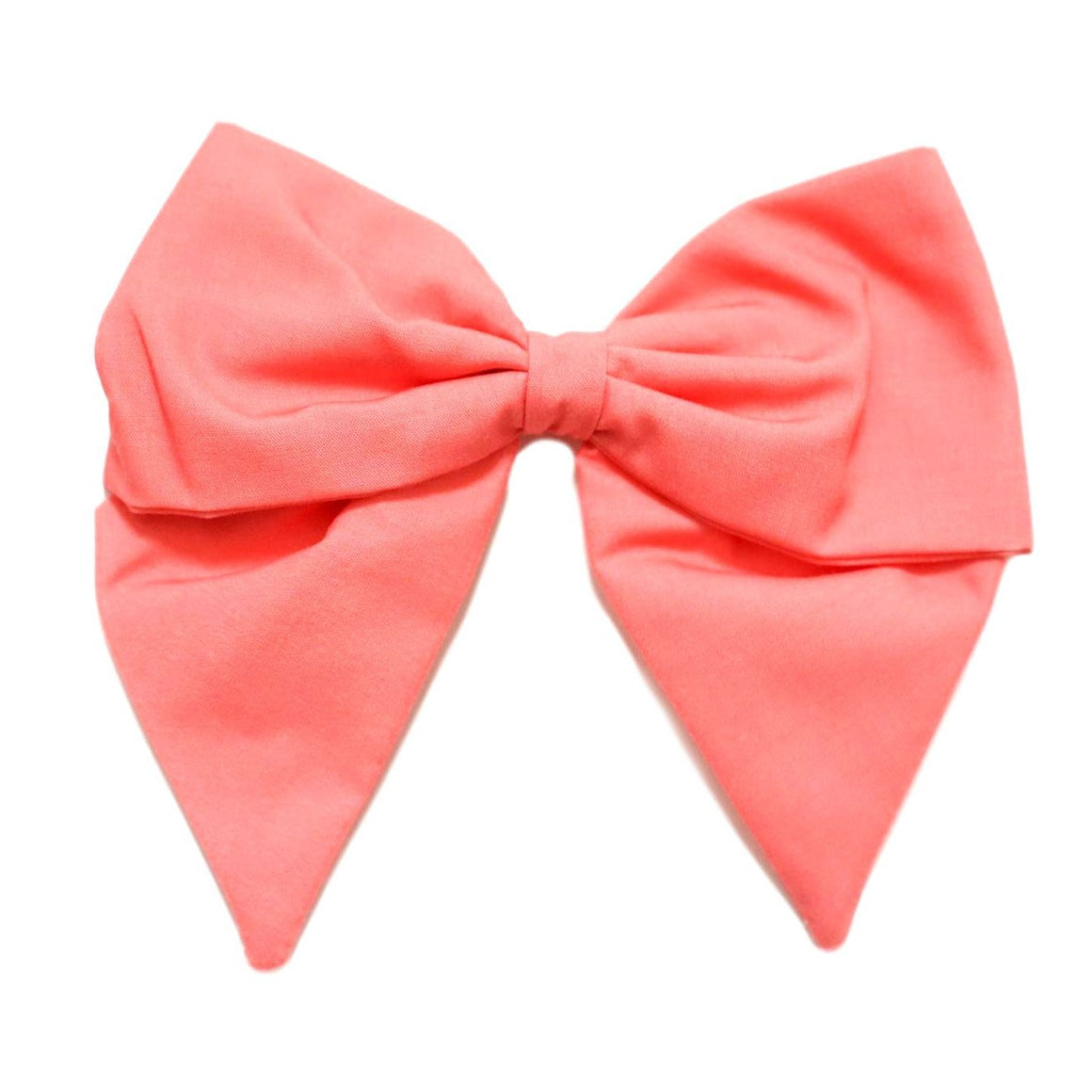 Be Girl Clothing | Classic Bow on Clip | Muskmellon