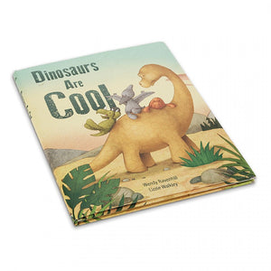 Jellycat | Dinosaurs are Cool Book
