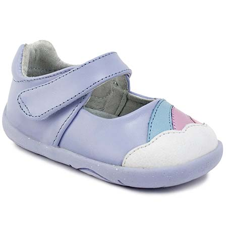 Pediped | Grip 'n' Go Dorothy Opal Toddler Girls Shoes