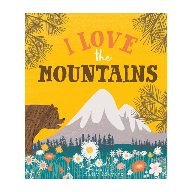 Lucy Darling | I Love the Mountains Book