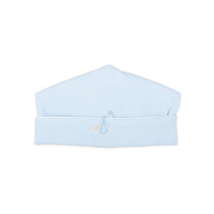 Magnolia Baby | Essentials Worth the Wait Embroidered Hat | Blue