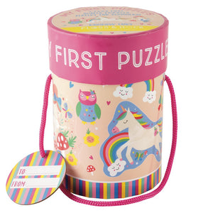 Floss & Rock | First Puzzles 3,4,6,8 | Rainbow Fairy