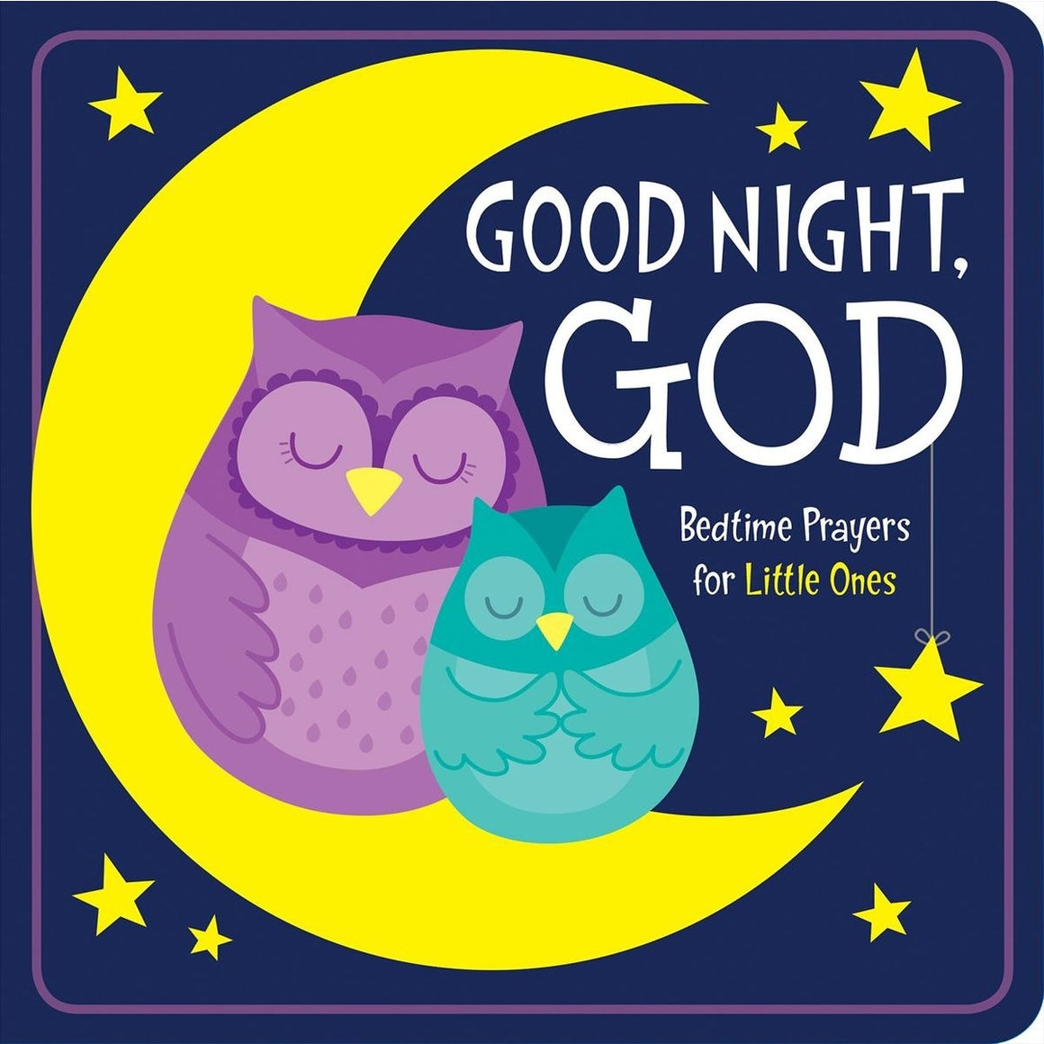 'Good Night God' Book