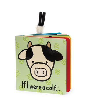 Jellycat | If I Were a Calf Board Book