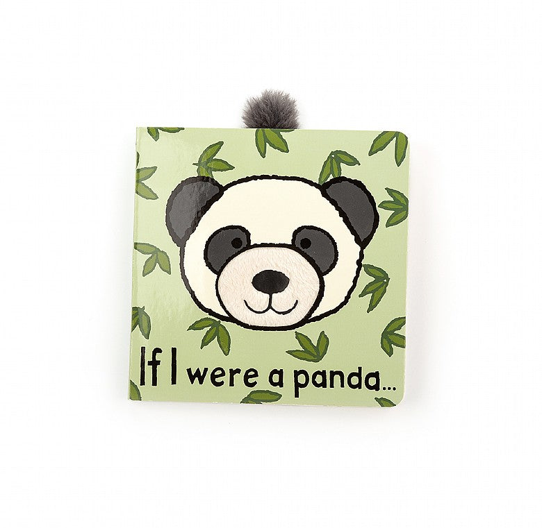 Jellycat | If I Were a Panda Board Book