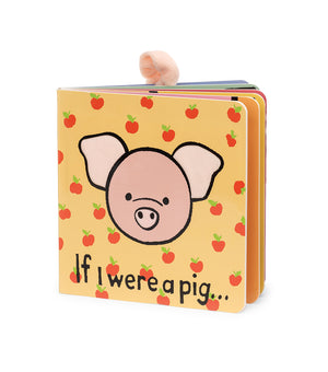 Jellycat | If I Were a Pig Board Book