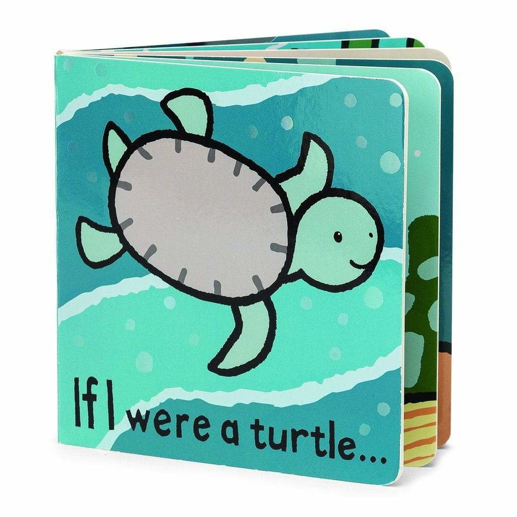 Jellycat | If I Were a Turtle Board Book