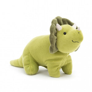 Jellycat | Mellow Mallow Triceratops | Small 7""
