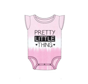 Rainbow and Rocket | Pretty Little Thing Ombre Dye Onesie