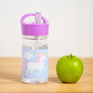 Wildkin Olive Kids Unicorn Water Bottle