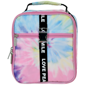 Iscream | Pastel Tie Dye Lunch Box