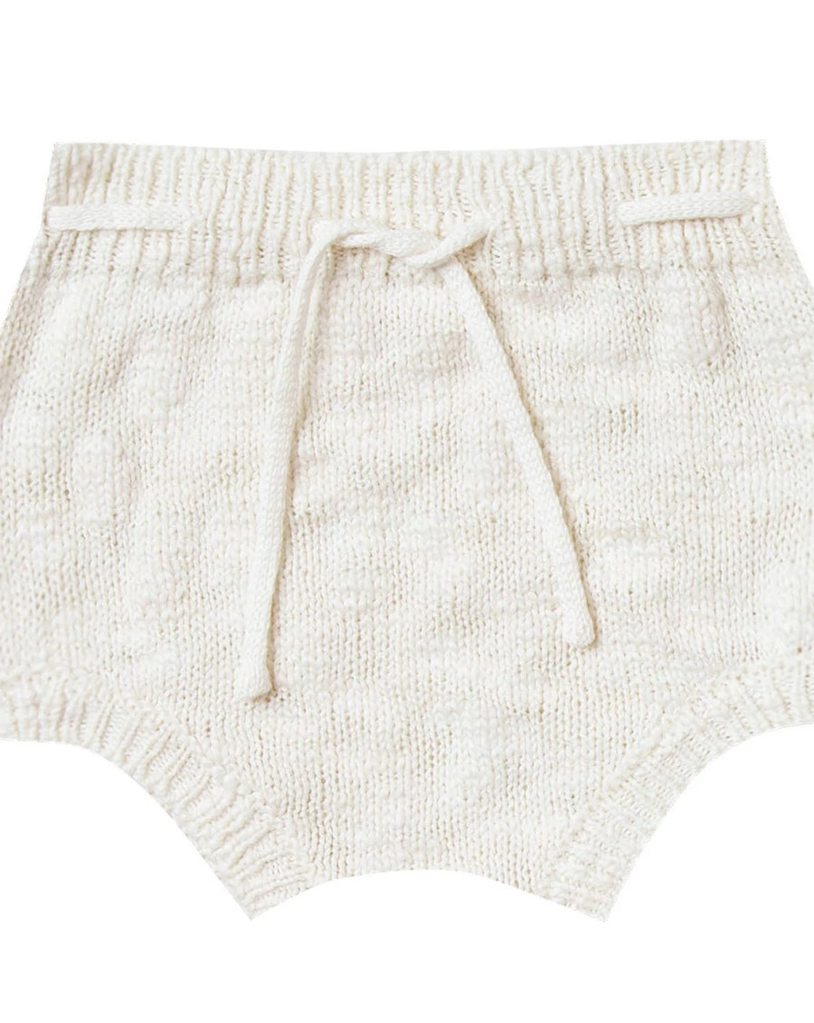 Rylee and Cru Snowbird Knit Bloomer in Ivory