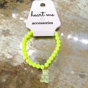 Gummy Bear Bracelets | Assorted