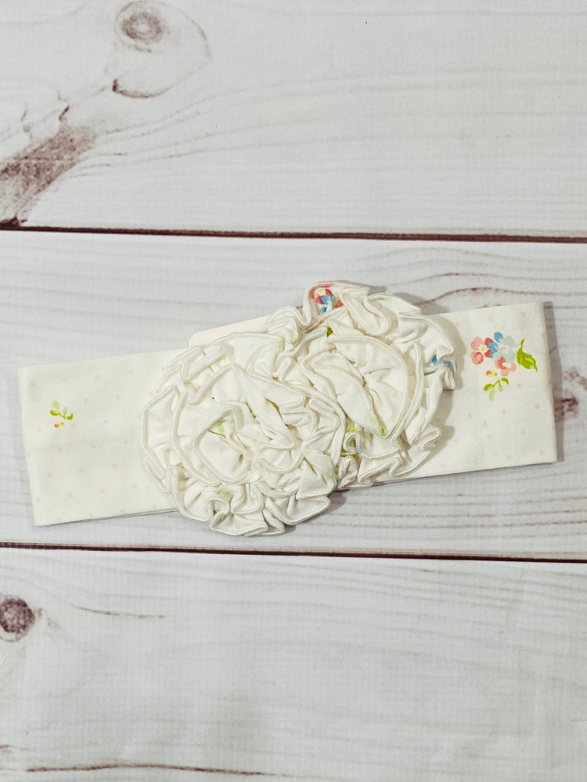 Swoon Baby | Rosette Stretch Headband | SB1HB1