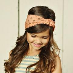 Mustard Pie Spring Summer 2018 Girls Gidget Headwrap