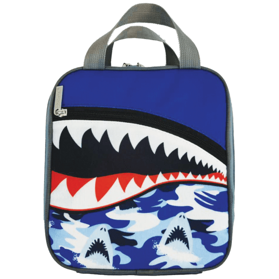 Iscream | Shark Lunch Box Tote
