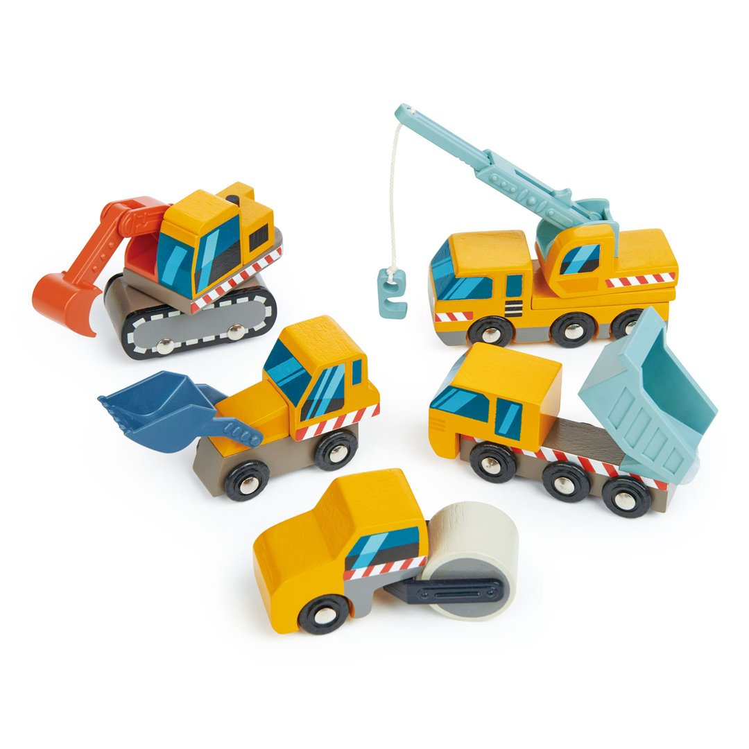 Tender Leaf Toys | Construction Site
