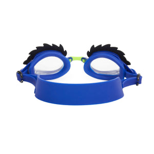 Bling 2O Boys Uncle Harry Blue Swim Goggles back view
