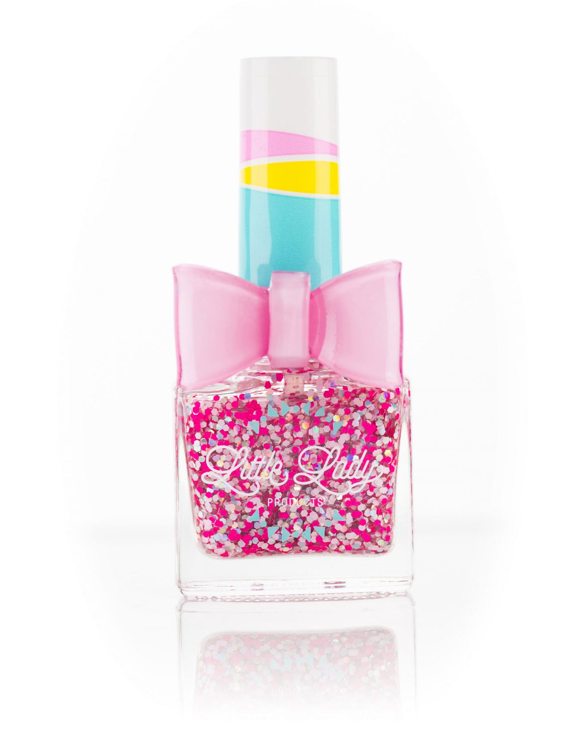 Little Lady Confetti Glitter Nail Polish | Unicorn Wishes
