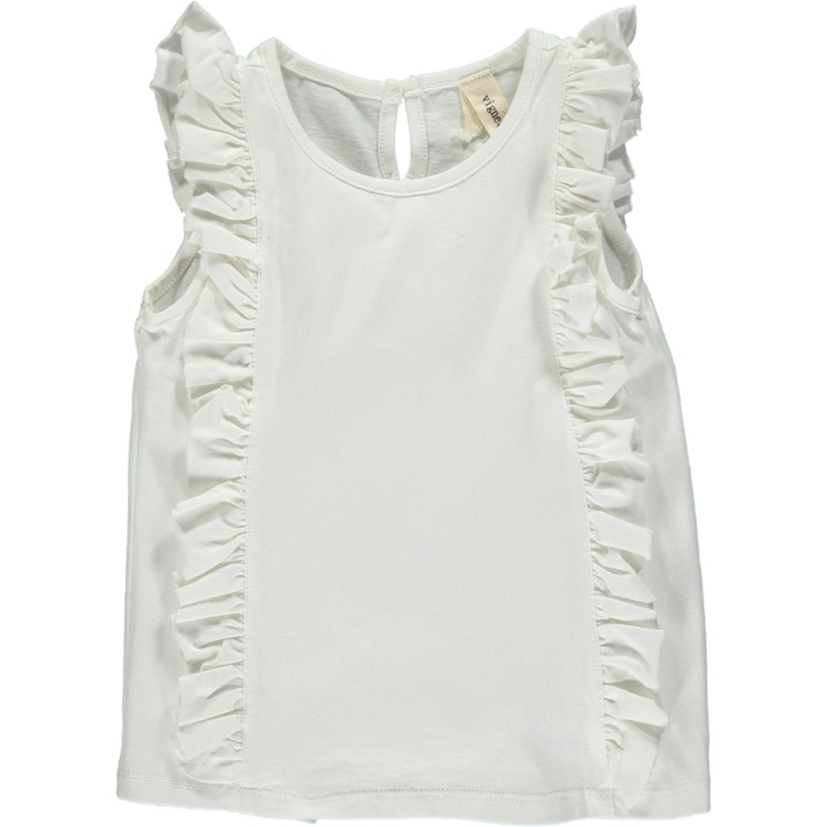 Vignette | Pippin Tank | Ivory
