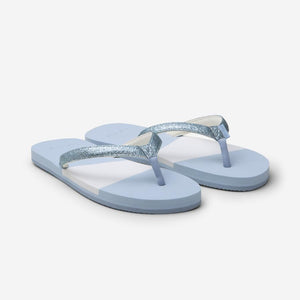 Hari Mari Kids | Meadows Asana | Light Blue Glitter
