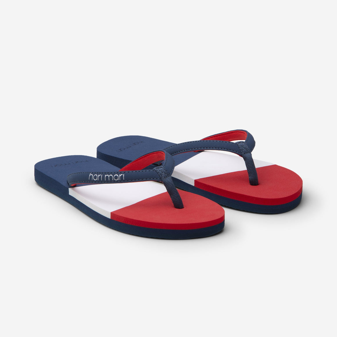 Hari Mari Kids | Meadows Asana | Red / White / Navy