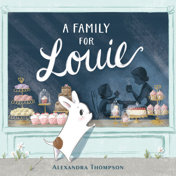 'A Family for Louie' Book | by Alexandra Thompson