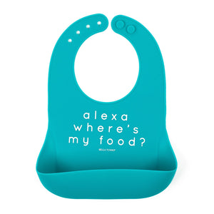 Bella Tunno | Wonder Bib | Alexa Where's My Food?