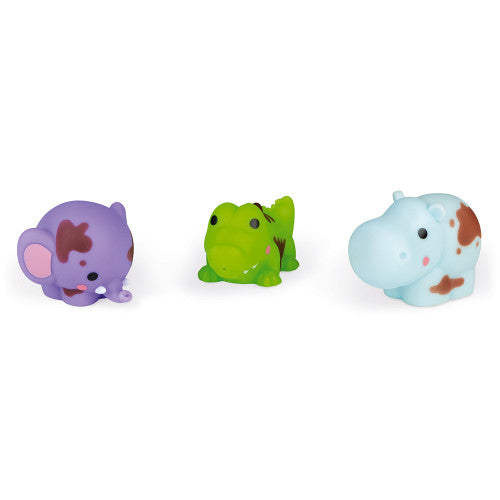 Janod | Animal Wash Squirters | Set of 3