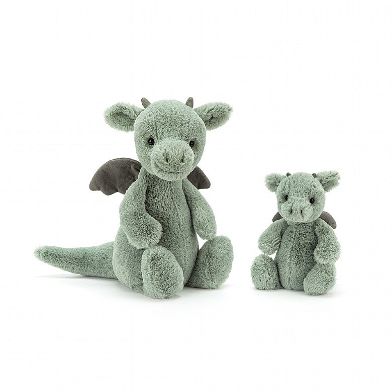 Jellycat | Bashful Dragon | Small 7""