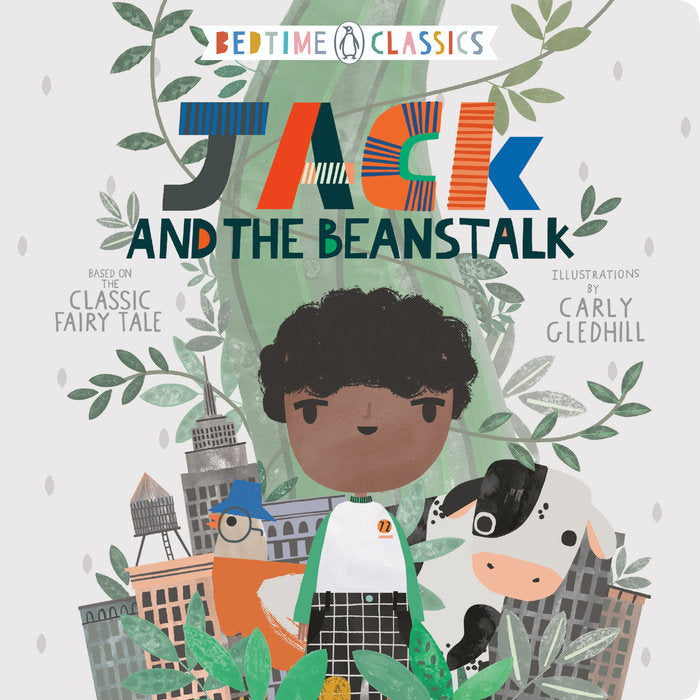 'Jack and the Beanstalk' Bedtime Classics Book | based on the Classic Fairy Tale