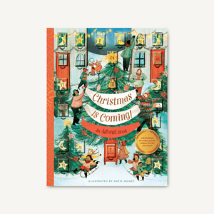 'Christmas is Coming!' An Advent Book