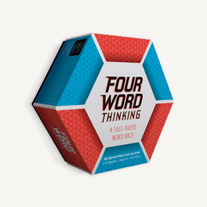 Four Word Thinking | A Fast-Paced Word Race game