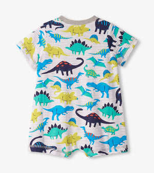 Hatley | Friendly Dinos Baby Romper