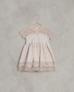 Noralee | Gidgette Dress | Powder Pink