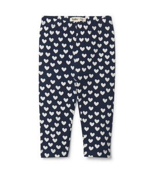 Hatley | Heart Cluster Baby Leggings