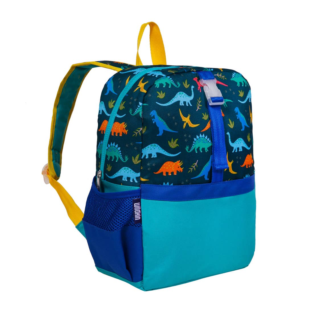 Wildkin Olive Kids | Jurassic Dinosaurs Pack-It-All Backpack