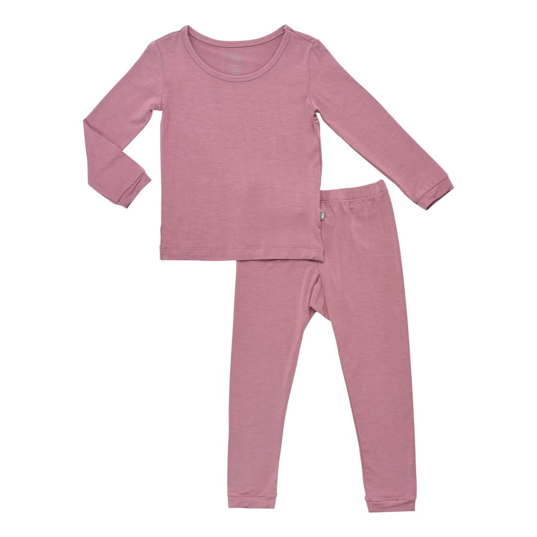 Kyte Baby | Toddler Pajama Set | Mulberry (NEW)