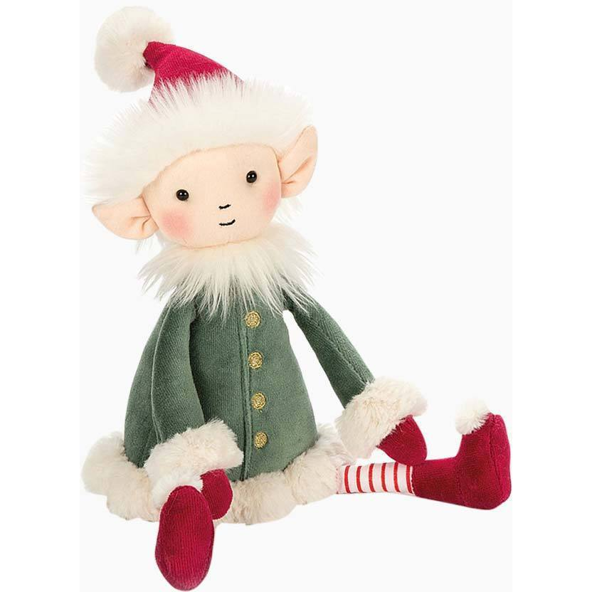 Jellycat | Leffy Elf | Medium 14""