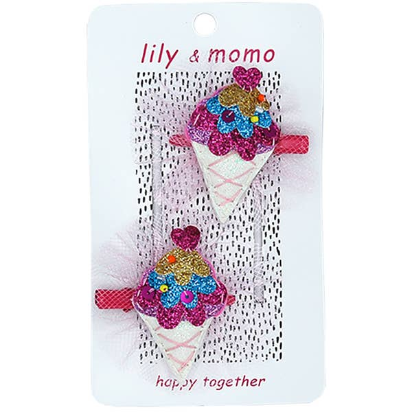 Lily & Momo | Life Is Sweet Hair Clip Set