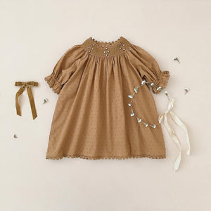 Noralee | Maddie Dress | Golden