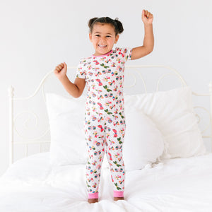 Magnetic Me | Flitter Flutter Modal Magnetic Toddler Pajama Set
