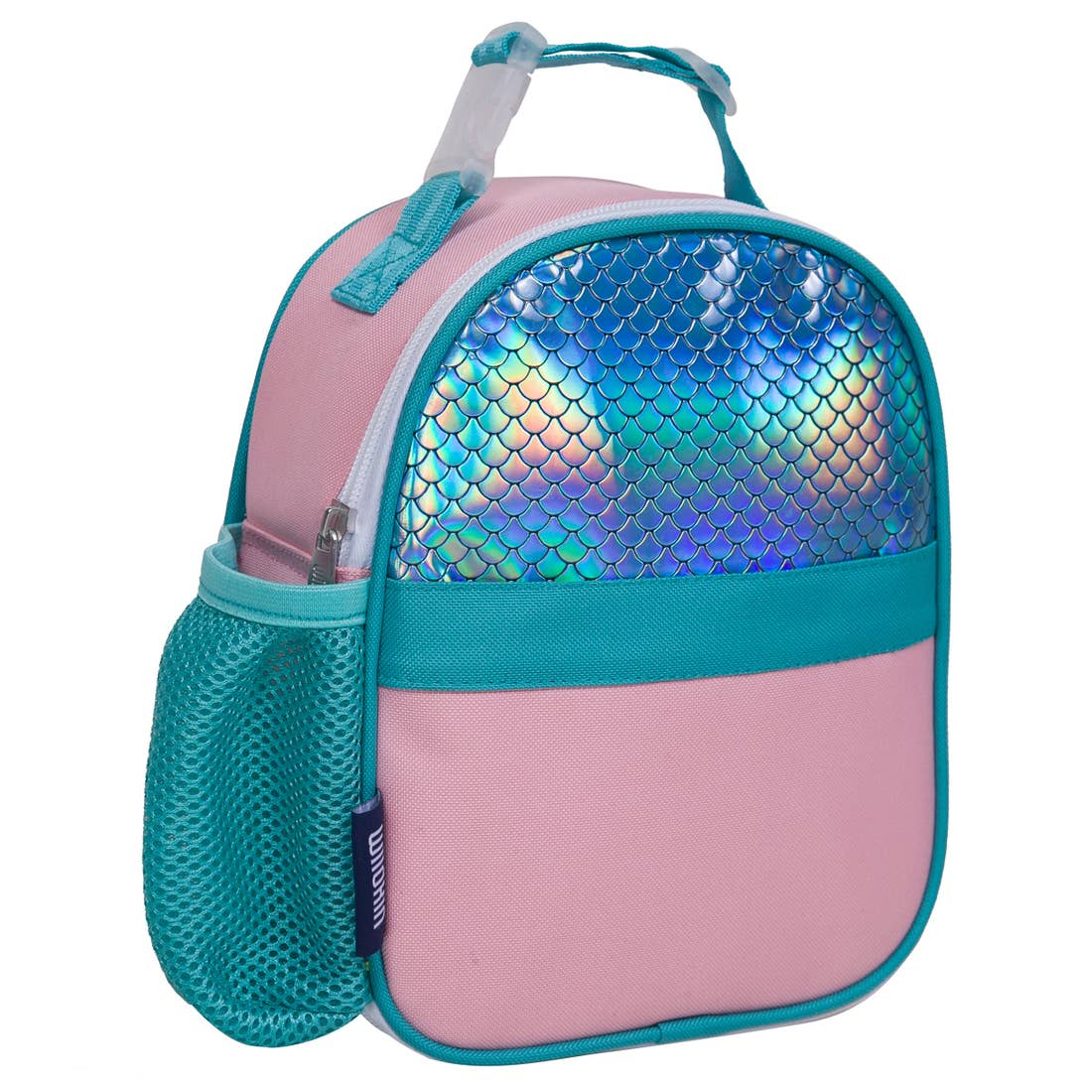 Wildkin Olive Kids | Mermaid Undercover Clip-In Lunch Box