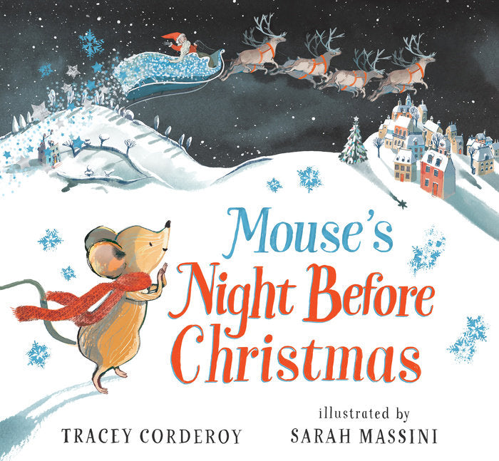 'Mouse's Night Before Christmas' Book | by Tracey Corderoy
