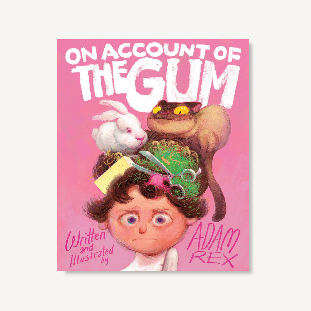 'On the Account of Gum' Book | by Adam Rex