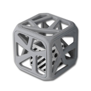 Malarkey Kids | Chew Cube | Dark Grey